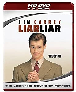Cover of &quot;Liar Liar [HD DVD]&quot;