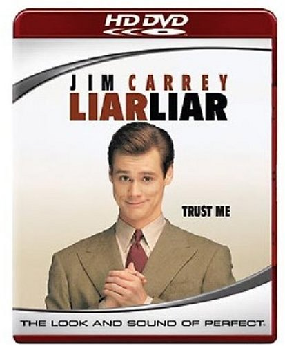 Cover art for  Liar Liar [HD DVD]
