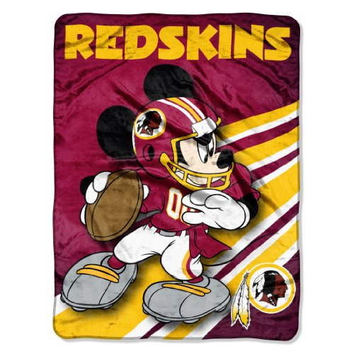 Washington Redskins Blanket Redskins Fleece Blanket