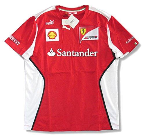 ferrari-puma-santander-team-red-soccer-style-t-shirt-medium