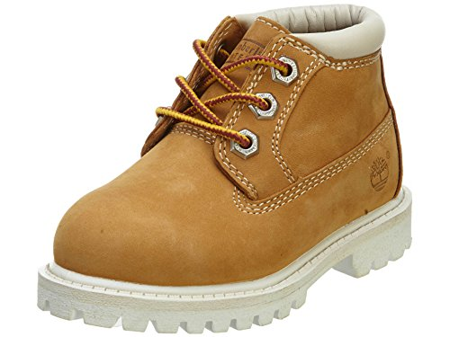 Timberland Water Proof Chukka Toddlers Style: 11883-Wheat Wht O/S Size: 4.5 front-1043186