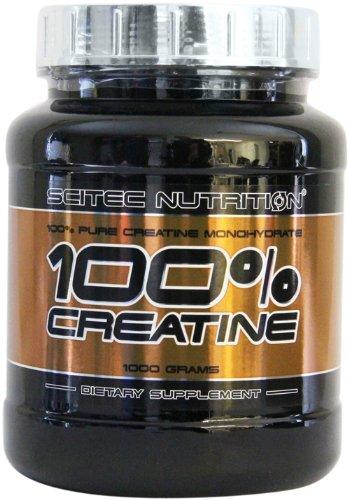 CREATINA Scitec Nutrition CREATINE MONOHYDRATE Zero Carboidrati/Grassi/Proteine 1000 GR 0728633107162 200 porzioni