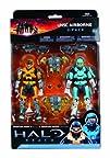 McFarlane Toys Halo Reach Series 2  UNSC Airborne 2 Pack