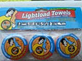 "Lightload Towels Three Pack(12x24""), the Only Towels That Are Survival Tools"