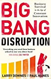 img - for Big Bang Disruption: Business Survival in the Age of Constant Innovation by Paul Nunes Larry Downes book / textbook / text book