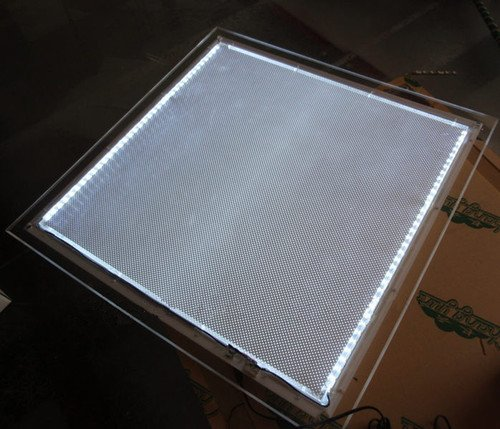 Gowe Led Ultra Slim Art Craft Tracing Tattoo Light Box Pad Board Lightbox 10 Pcs Picture Size: 297X420Mm