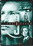 X-Files Third Season [DVD] [1994] [Region 1] [US Import] [NTSC]