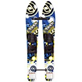 O'Brien All Star Trainers Junior Combo Water Skis With Standard Bindings 2014 by O'Brien