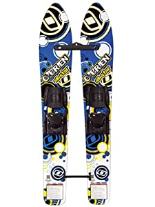 Buy O'Brien All Star Trainers Junior Combo Water Skis With Standard Bindings 2014 by O'Brien