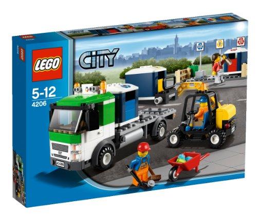 LEGO City 4206 - Camion per il riciclaggio