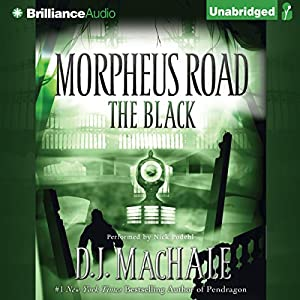 The Black Audiobook