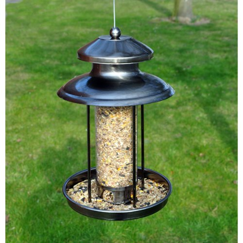 Deluxe-Lantern-Seed-Feeder-420g-Bird-Care-Kingfisher