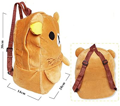 Alice Rilakkuma Plush Toy Bag from Alice Co.,ltd