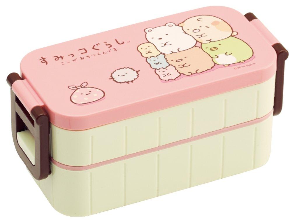 new san x sumikko gurashi lunch box chopstick case set lunch bag japan. Black Bedroom Furniture Sets. Home Design Ideas