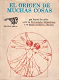 img - for El Origen De Muchas Cosas book / textbook / text book