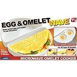 Emson Omelet Wave, Microwave Omelet Cooker