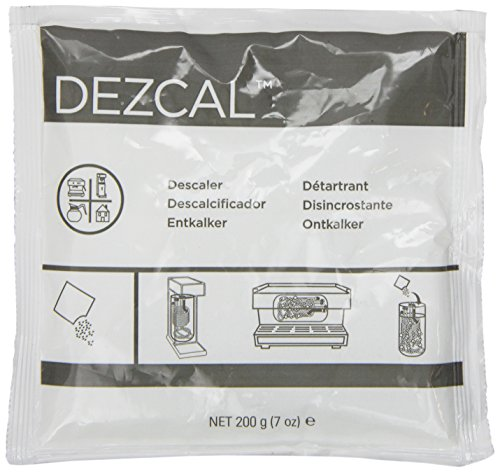 Urnex Dezcal Activated Scale Removing Powder, 200 g