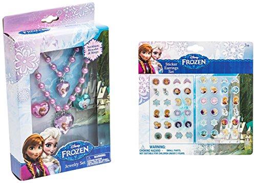 Disney 755062/755070 - Frozen Set Composto da Confezione con Accessori
