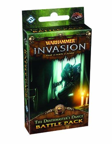 Warhammer Invasion LCG: The Deathmaster's Dance Battle Pack