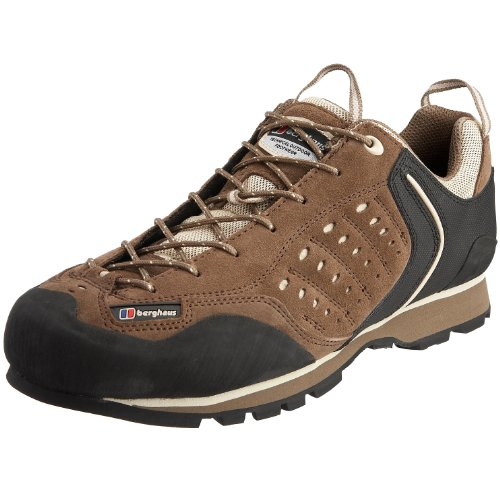 Berghaus Men's Cuesta 2 Hiking Shoe Walnut /Oyster Grey 80042 W86 9 UK
