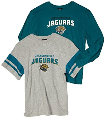 NFL Jacksonville Jaguars Option Tee Combo Pack - R18Nc830 Boys