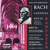 Cantatas BWV 32 & BWV 76 LASZLO/ROSSL