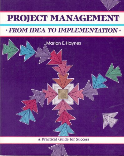 Project Management (The Fifty-Minute Series), Haynes, Marion E.