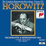 Horowitz The Complete Masterworks Recordings Volume VIII: The Romantic & Impressionist Era