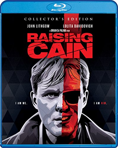 Blu-ray : Raising Cain (Collector's Edition) (Collector's Edition, Director's Cut / Edition, Widescreen, 2 Pack, 2 Disc)