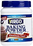 Argo Double Acting Baking Powder 12 oz