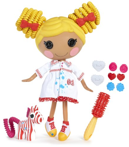 Lalaloopsy Silly Hair Doll- Spot Splatter Splash