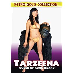 Tarzeena: Queen of Kong Island