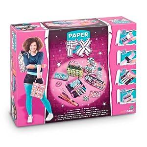 Paper Fx -Crea Tus Accesorios Con Papel (Giochi Preziosi 40-62731)
