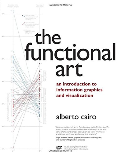 Functional Art, The:An introduction to information graphics and       visualization (Voices That Matter)