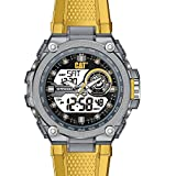 CAT WATCH MB.155.27.131 (Color: yellow)
