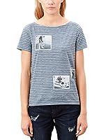 s.Oliver Camiseta Manga Corta (Cielo)