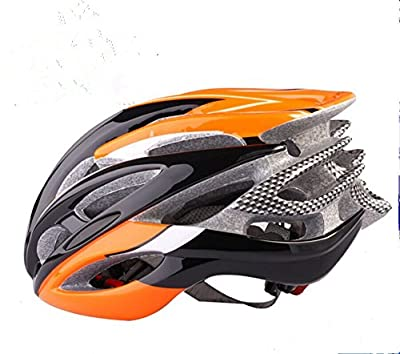 Hawkfish020 210g 41 Vents Ultra Light Weight Mens/Ladies Adult Bike BICYCLE Helmet -EPS Safety Helmet- Available in 3 Colours 56-63CM by Generic003