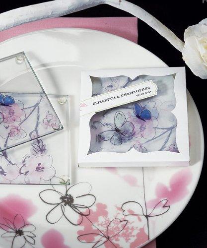Wedding-Star-9107-Artistic-Botanical-Coaster-Set