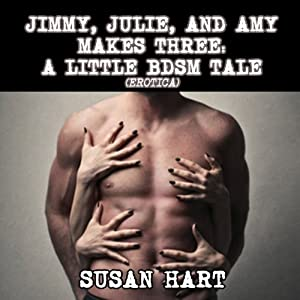 Jimmy, Julie & Amy Makes Three Audiobook