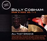 Cobham, Billy Drum n Voice Vol.1+2-All That Groove Other Swing