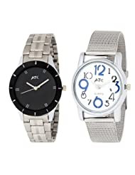 ATC Analog Round Casual Wear Watches For Men Combo-SL-84_SL-90