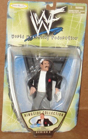 "WWF Ringside Collectable"" series 2 Sgt. Slaughter by Jakks Pacific 1996"