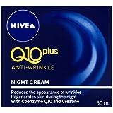 NIVEA Q10 Plus Anti-Wrinkle Night Cream - 50 ml