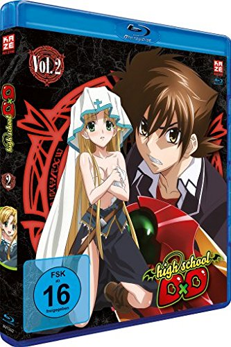 Highschool DxD, Blu-ray