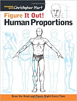 figure it out human proportions draw the head and figure