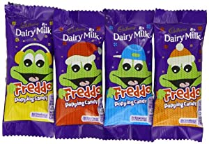 Cadbury Freddo Popping Candy 18 g (Pack of 1, Total 60 Bars)