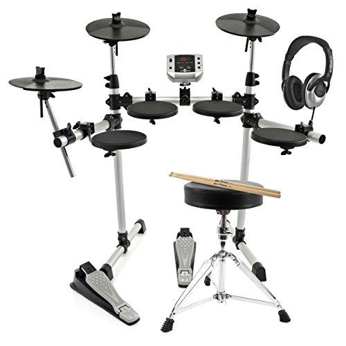 Digital-Drums-400-Kompaktes-Elektronisches-Schlagzeug-Set-Pauschalangebot