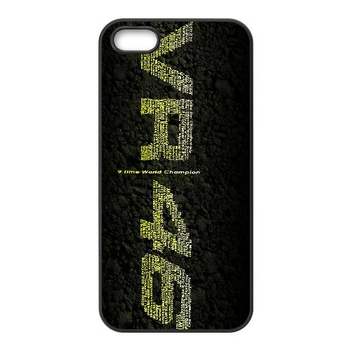 iPhone 5,5S Phone Case Valentino Rossi VR46 Moto GP Logo 46 WE735940
