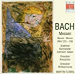 Messes, BWV 233-236