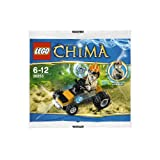 Lego 30253 Chima Leonidas Jungle Dragster 30 Teile Set (polybag) - LEGO